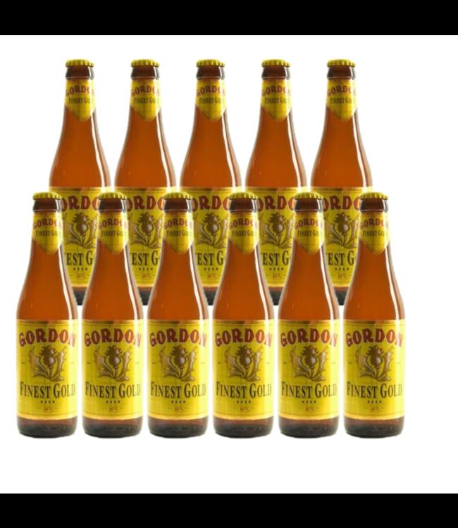 Gordon Finest Gold - 33cl - Set of 11 bottles