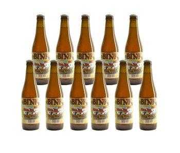 Bink Blond - 33cl - Lot de 11