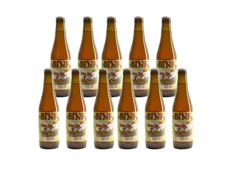 11set // Bink Blond - 33cl - Set van 11 stuks