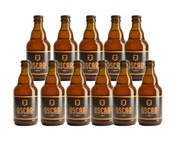 Oscar Blond - 33cl - Lot de 11