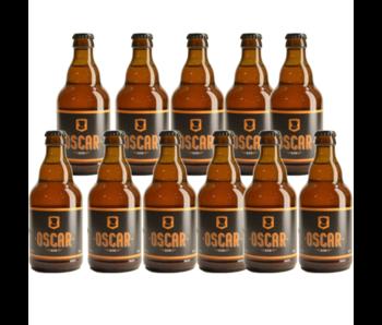 Oscar Blond - 33cl - Lot de 11