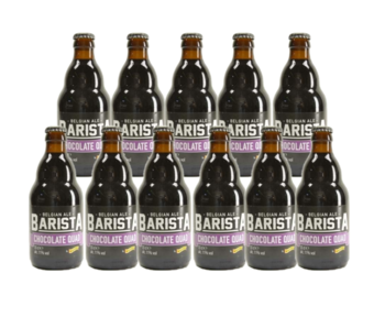 Kasteel Barista Chocolate Quad - 33cl - 11 Stück