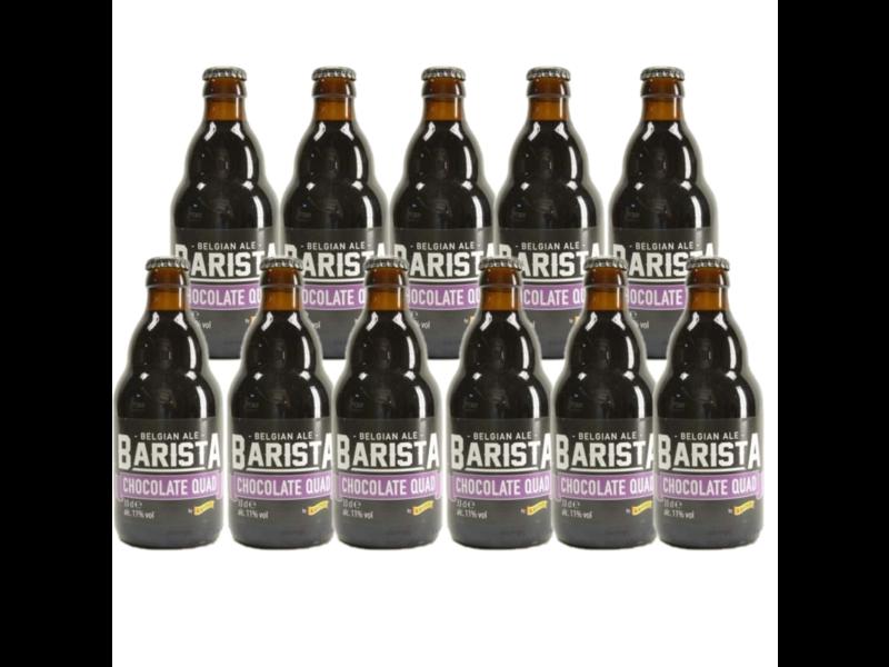 MAGAZIJN // Kasteel Barista Chocolate Quad - 33cl - Set of 11 bottles