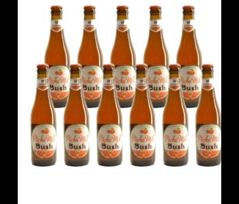 Bush Peche Mel - 33cl - Set of 11 bottles