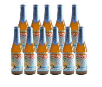 Mongozo Coconut - 33cl - Set of 11 bottles