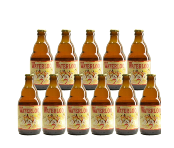 Waterloo Tripel - 33cl - Lot de 11