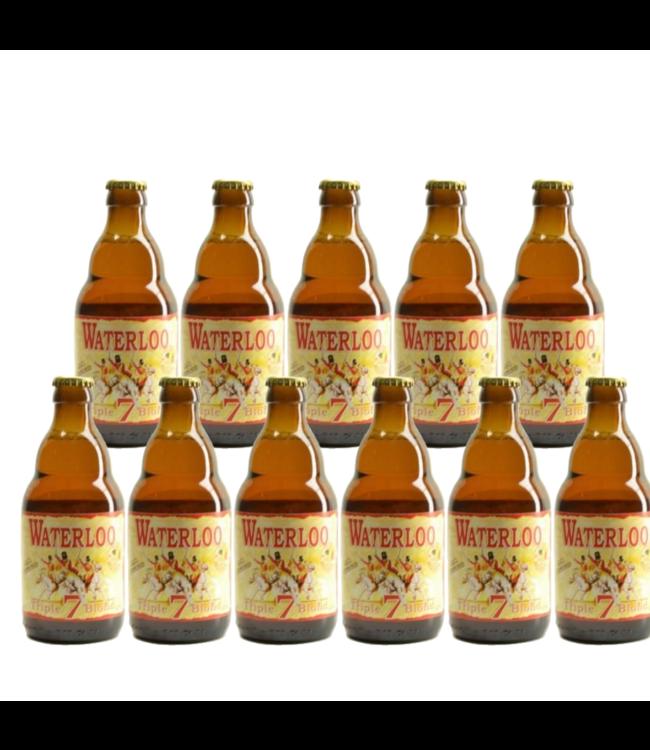 Waterloo Tripel - 33cl - Set of 11 bottles
