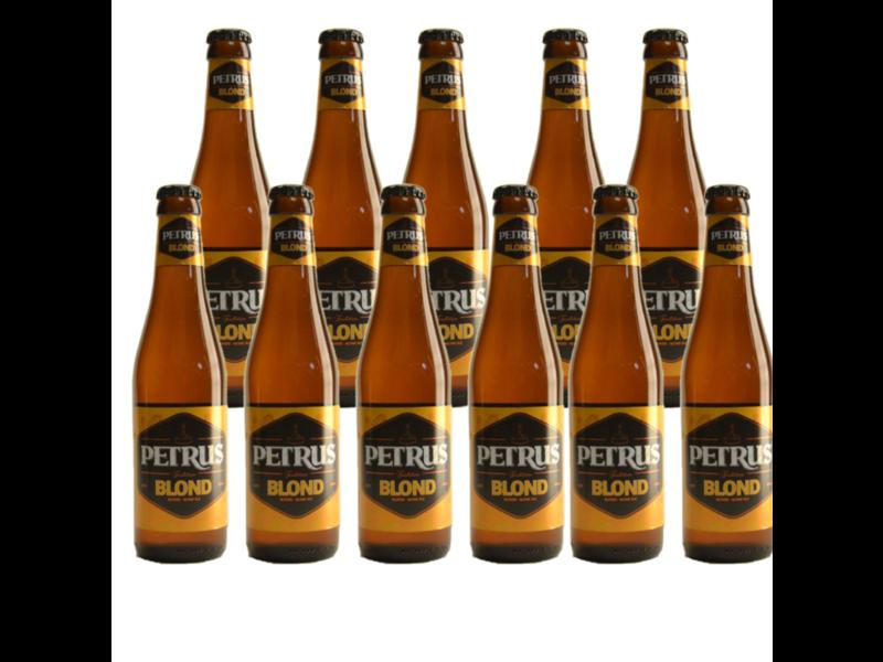 Petrus Blond - 33cl - Set of 11 bottles