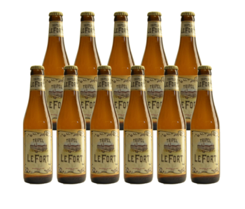 Le Fort Tripel - 33cl - Set of 11 bottles