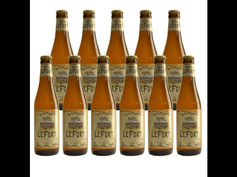 Mag 11set // Tripel LeFort - 33cl - Set of 11 bottles (+free glas)