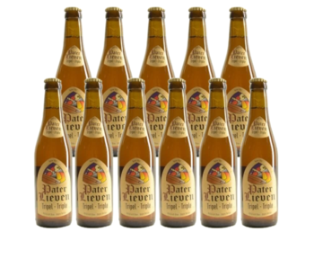Pater Lieven Tripel - 33cl - Set of 11 bottles