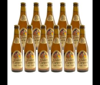Pater Lieven Tripel - 33cl - Set of 11 bottles