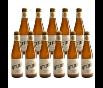 Gruut Belgian Blond - 33cl - Set van 11 stuks