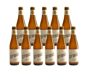 Gruut Belgian Blond - 33cl - Lot de 11