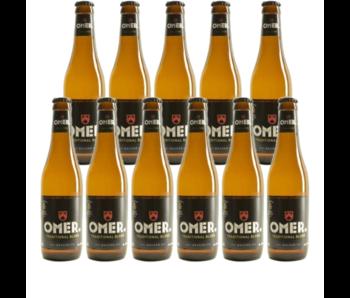 Omer - 33cl - Set van 11 stuks
