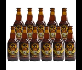 Grimbergen Optimo Bruno - 33cl - Set of 11 bottles
