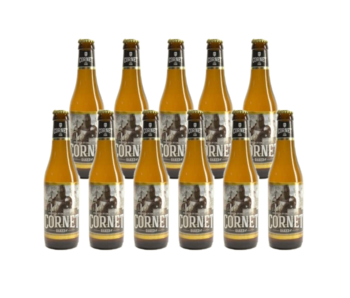 Cornet Oaked Tripel - 33cl - Set of 11 bottles