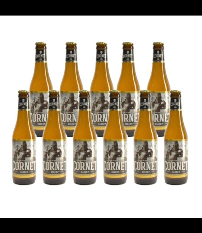 Cornet Oaked Tripel - 33cl - Set of 11 bottles