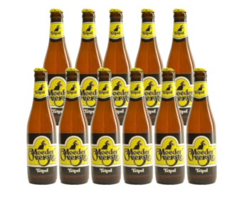 Moeder Overste Tripel - 33cl - Set of 11 bottles