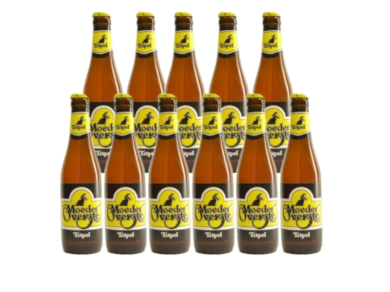 11set // Moeder Overste Tripel - 33cl - Set of 11 bottles