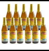Mongozo Banana - 33cl - Set van 11 stuks