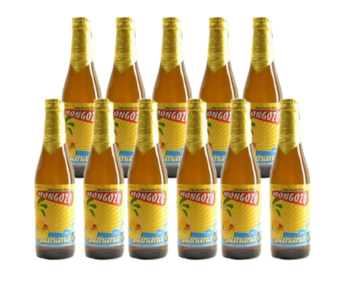 Mongozo Banana - 33cl - Set of 11 bottles