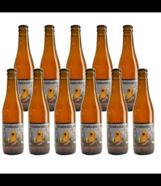 SET VAN 11   l-------l Ouwen Duiker 33cl - Set of 11 bottles