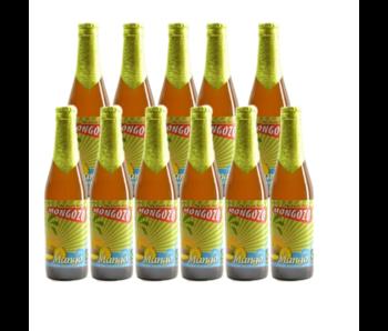 Mongozo Mango - 33cl - Set van 11 stuks