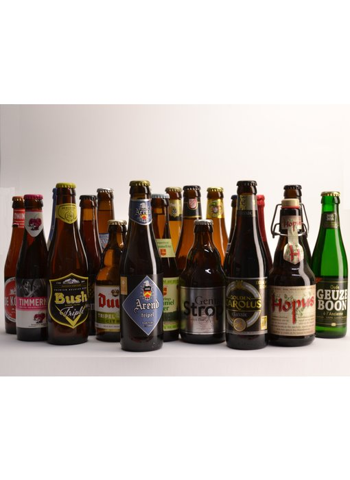Belgian Family Brewers Beer Box