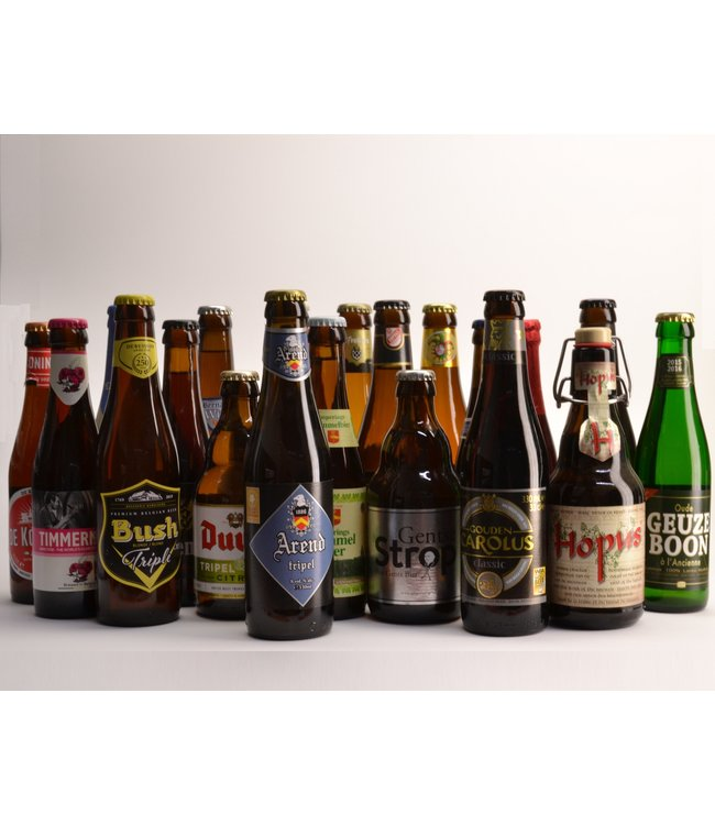 Belgian Family Brewers Bierbox