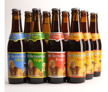 St Bernardus Selection Beer Box