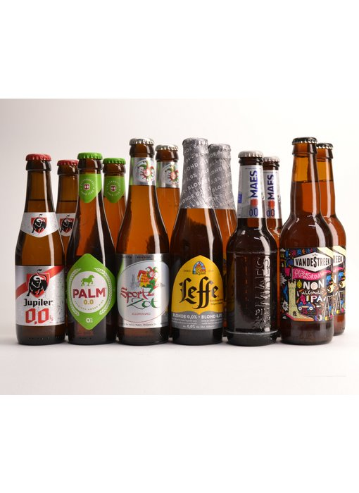 Alcohol free Beer Box