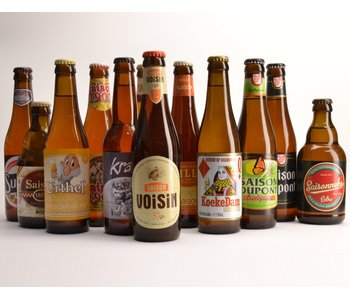 Top 12 Saison Beer Box