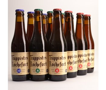 Trappistes Rochefort Selection Box de Biere