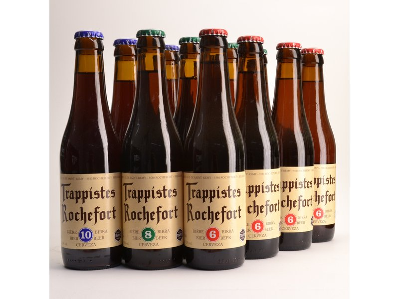 Mag Bierbox // Trappistes Rochefort Selection Beer Box