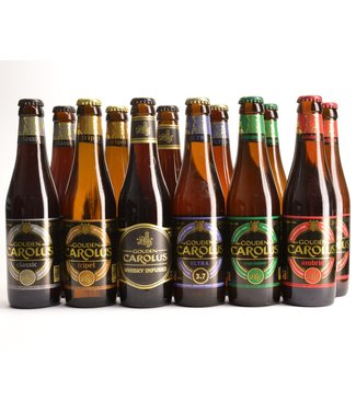Gouden Carolus Selection Beer Box