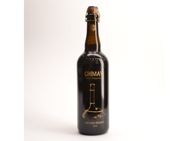 WB / FLES Chimay Special Grande Reserve 2018 ADS - 75cl