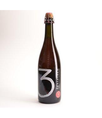 3 Fonteinen Framboos - 75cl