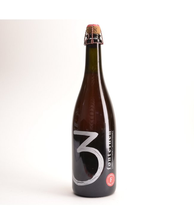75cl   l-------l 3 Fonteinen Framboos - 75cl