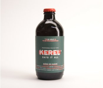 Kerel Biere de Garde - 33cl