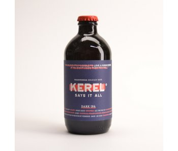 Kerel Dark IPA - 33cl