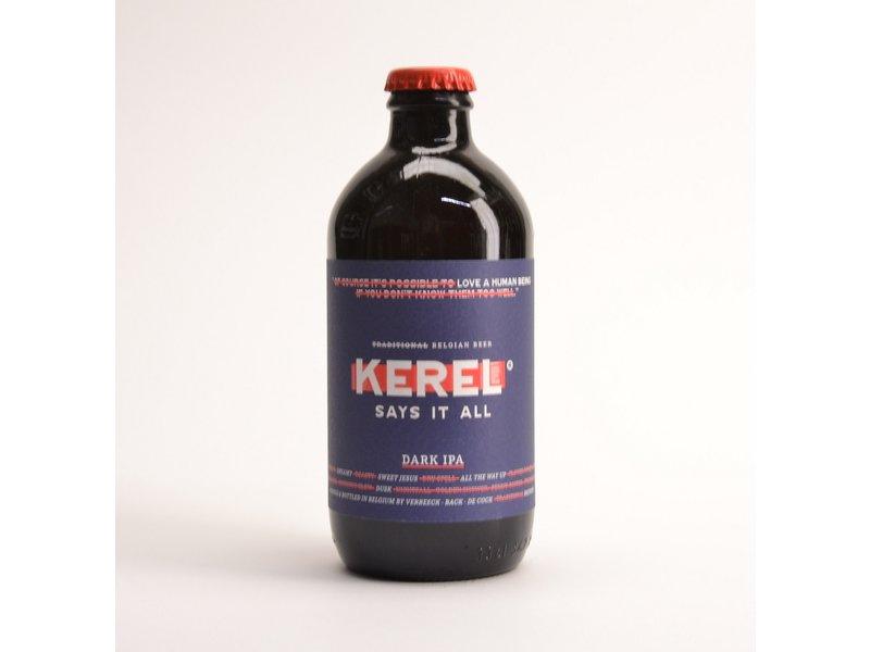 Kerel Dark IPA - 33cl