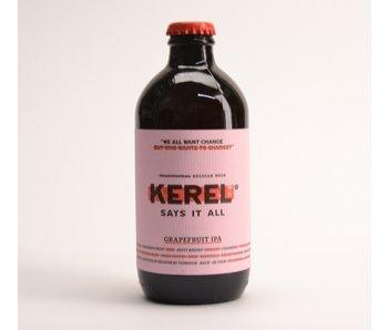 Kerel Grapefruit IPA - 33cl