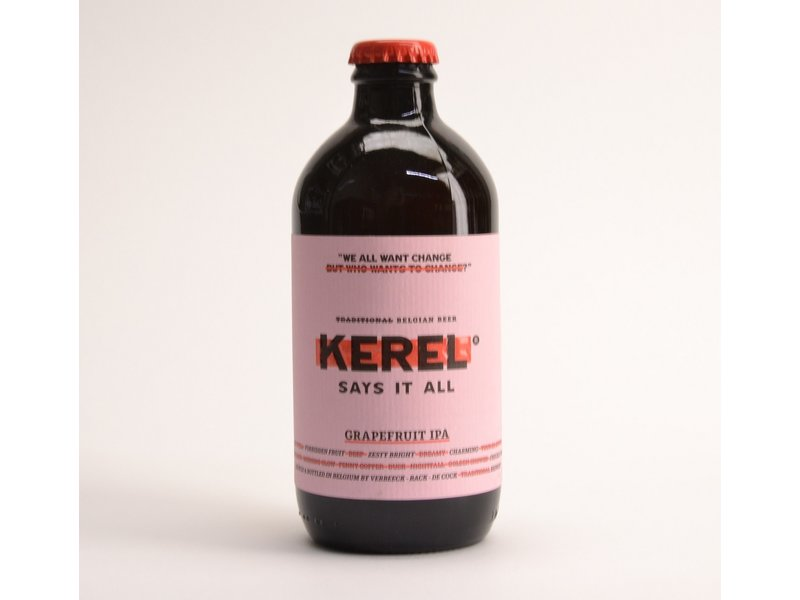 Kerel Grapefruit IPA - 33cl