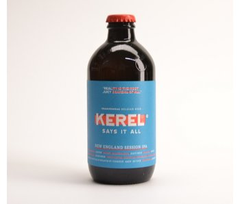 Kerel New Engeland Session IPA - 33cl