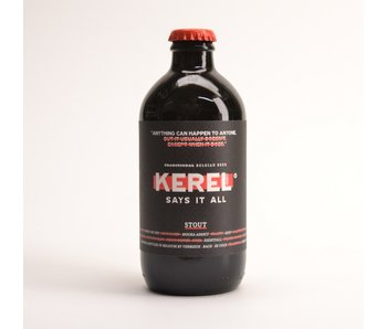 Kerel Stout - 33cl