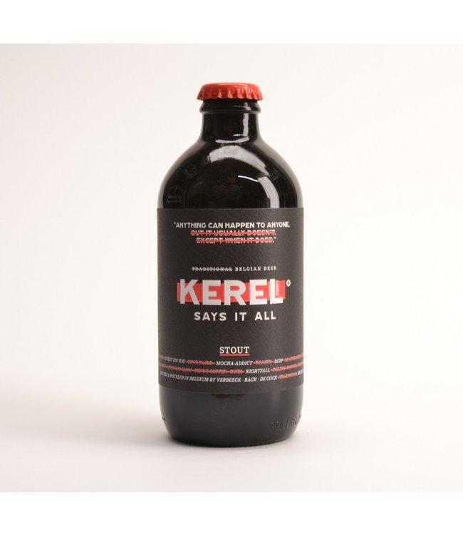 Kerel Stout - 33cl