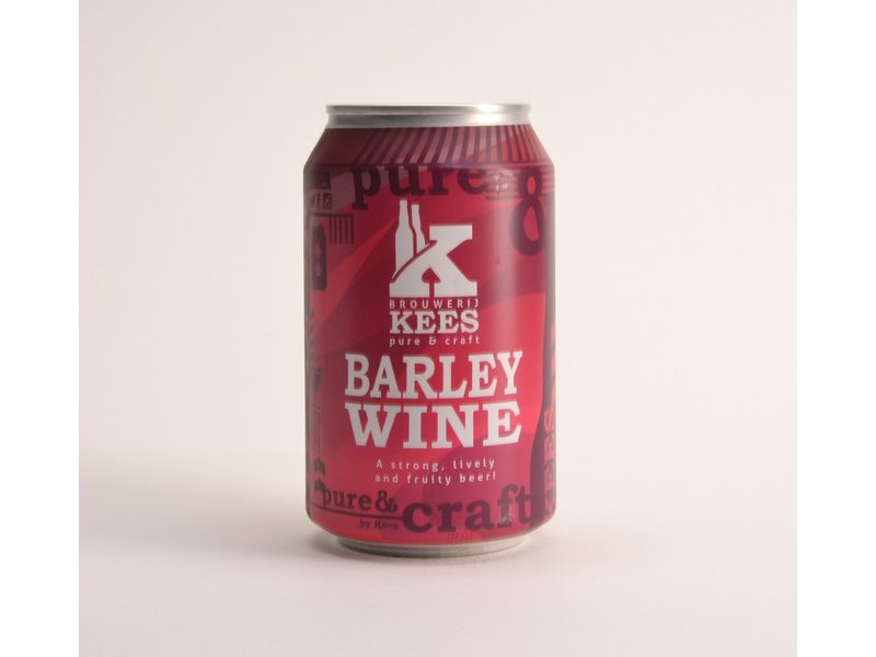 Kees Barley Wine - 33cl