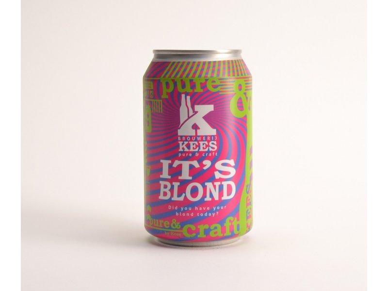 Kees It's a Blond - 33cl