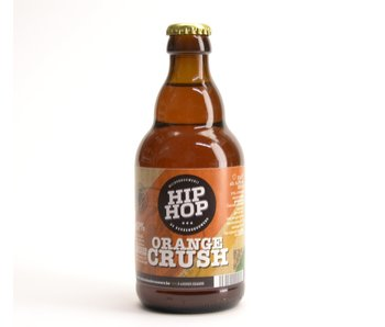 Hip Hop Orange Crush - 33cl